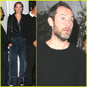 Jude Law Photos, News and Videos | Just Jared