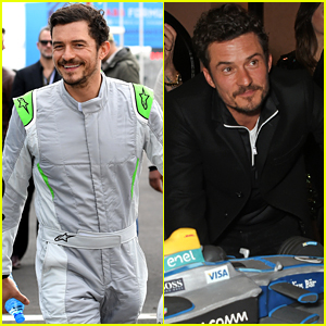 Orlando Bloom Celebrates 41st Birthday with Racing in Morocco!