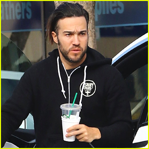 Pete Wentz Steps Out After Announcing Baby News