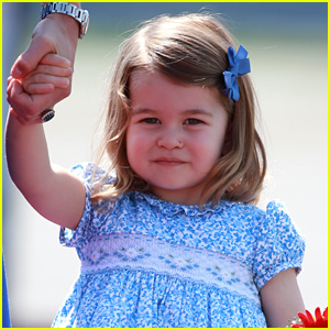 Princess Charlotte Gets Adorable First Day of School Photos!