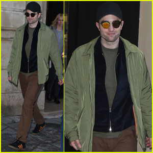 Robert Pattison Reveals His Unexpected First Job!