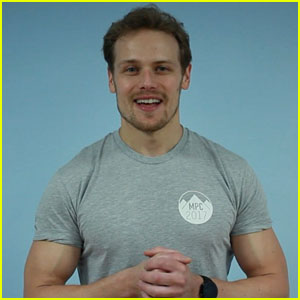 Sam Heughan Just Hit a Major Million Dollar Milestone!