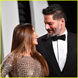 Sofia Vergara Begs Husband Joe Manganiello to Pose for the Camera in Funny Home Video - Watch!