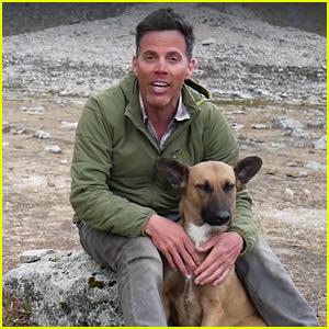 Steve-O Adopts Street Dog in Peru, Wins Everyone's Hearts (Video)