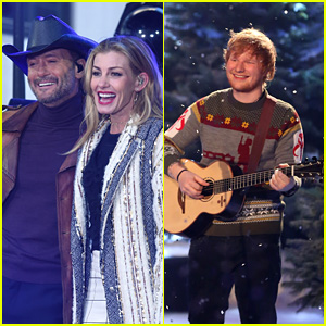 Tim McGraw, Faith Hill & Ed Sheeran Hit With Copyright Lawsuit for 'The Rest Of Our Life'