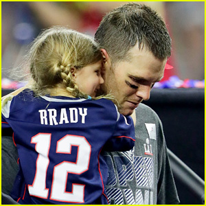 Tom Brady Cuts Radio Interview Short After Disparaging Comments About His Daughter Vivian, 5