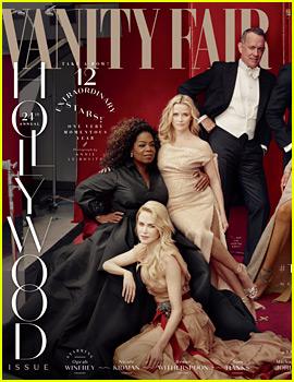 Reese Witherspoon & Oprah Winfrey Joke About Three Legs & Three Hands in 'Vanity Fair' Issue