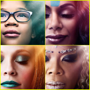 'A Wrinkle in Time' Debuts Character Posters & Behind-the-Scenes Video - Watch Now!