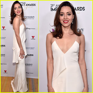 Aubrey Plaza Gets Honored at