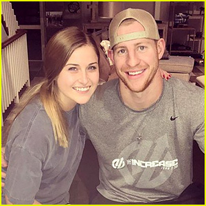 Carson Wentz Photos News And Videos Just Jared
