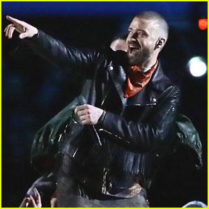 Celebs React to Justin Timberlake's Super Bowl 2018 Halftime Show