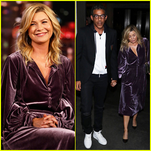 Ellen Pompeo Talks Revealing 'Grey's Anatomy' Salary on 'Jimmy Kimmel Live': 'I'm Grateful'