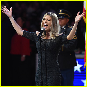Fergie Breaks Silence Over Viral National Anthem Performance (Statement)