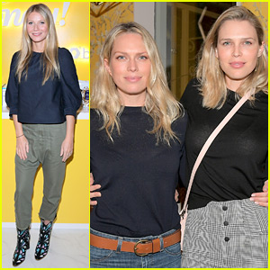 Gwyneth Paltrow Joins the Foster Sisters to Launch Bumble Hive LA