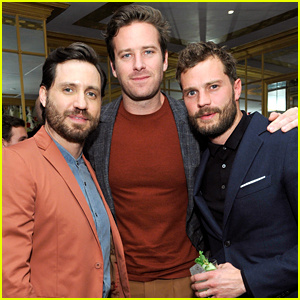 Jamie Dornan Helps Celebrate Timothee Chalamet at GQ Event!