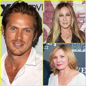 Sex & the City's Jason Lewis Answers If He's Team Sarah Jessica Parker or Team Kim Cattrall