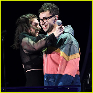 Lorde Responds to Jack Antonoff Dating Rumors During Live Stream