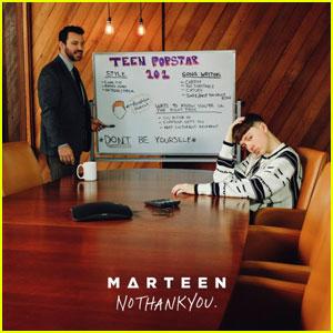 Marteen: 'NOTHANKYOU' Stream & Download - Listen Now!