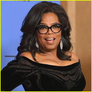 Oprah Winfrey Reveals Why She Almost Didn't Give Her Golden Globes Speech