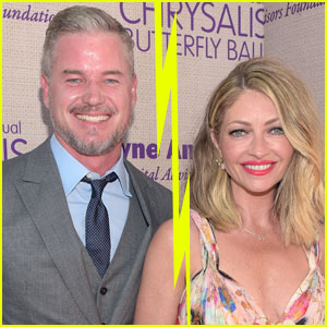 Eric Dane & Rebecca Gayheart File For Divorce After 14 Years of Marriage