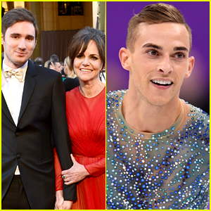 Sally Field Is Trying to Set Her Son Up with Adam Rippon!