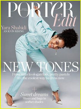 Yara Shahidi Says Growing Up Under the Trump Administration Has Helped Her Find Her True Friends
