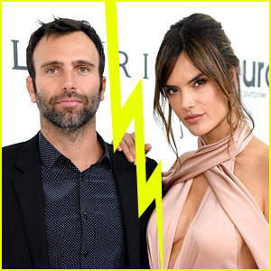 Alessandra Ambrosio & Fiance Jamie Mazur Split After 10 Years Together