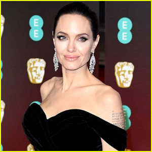 Angelina Jolie Took Her Kids to See 'Love, Simon' in Theaters!