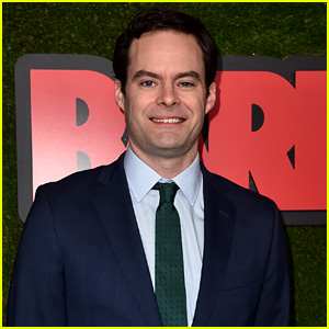 Bill Hader Suits Up at the Premiere of 'Barry'!