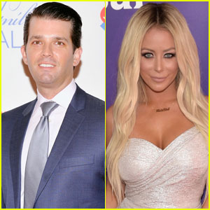 Aubrey O'Day Reportedly Has Confirmed Her Donald Trump Jr. Affair to Friends