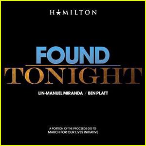 Lin-Manuel Miranda & Ben Platt's 'Found Tonight' - Stream, Lyrics & Download!