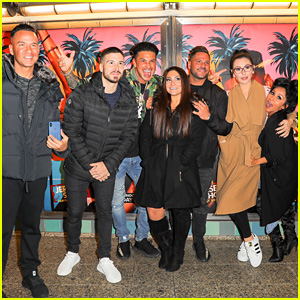The 'Jersey Shore' Cast Steps Out in New York City!