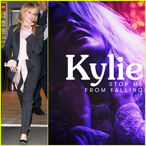 Kylie Minogue Debuts 'Stop Me From Falling' - Stream, Lyrics & Download!