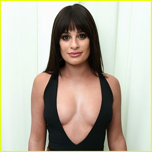 Lea Michele Reacts to Viral Illiteracy Conspiracy Theory