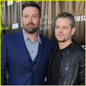 Matt Damon & Ben Affleck Compromiso para Apoyar la Inclusión de los Pilotos en las Futuras Ofertas