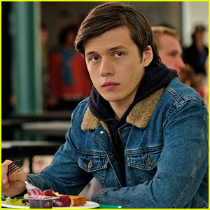 Nick Robinson Photos, News and Videos | Just Jared