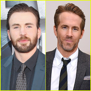 Chris Evans, Ryan Reynolds, & More Marvel Stars Help Dying Child