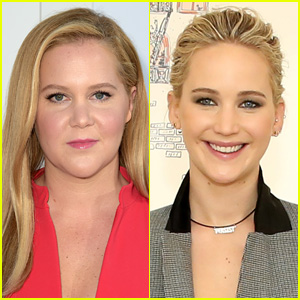 Amy Schumer Posts Her Last Text Exchange with Jennifer Lawrence
