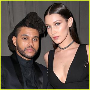 la Bella Hadid Niega a Besar a Su Ex de La Weeknd en Coachella