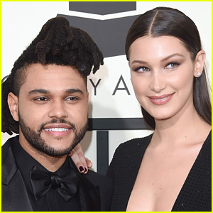 Bella Hadid & The Weeknd Reportedly Pack on the PDA at Coachella!