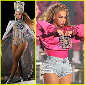 Beyonce Slays the Stage During Coachella Weekend 2 Performance!