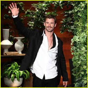 Chris Hemsworth Reveals Matt Damon Had a Snake Scare in Australia - Watch!