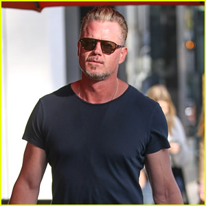 Eric Dane Looks Buff Stepping Out in Beverly Hills!