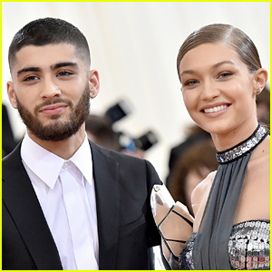 Gigi Hadid & Zayn Malik Seen Making Out in New Photos
