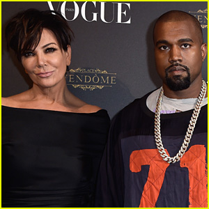 Kris Jenner Has Epic Response After Calling Out False Report About Kanye West & Kim Kardashian