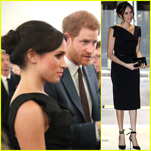 Meghan Markle & Prince Harry Attend Event for Women's Empowerment