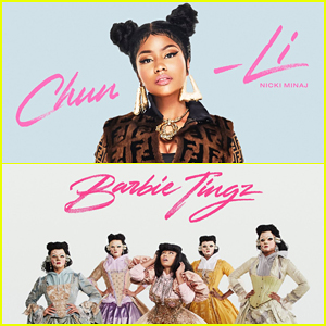 f1879a8646af65 Nicki Minaj Drops Two Singles: 'Chun-Li' & 'Barbie Tingz' - Stream, Lyrics  & Download!