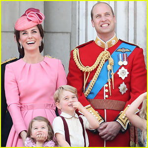 Here's How Princess Charlotte