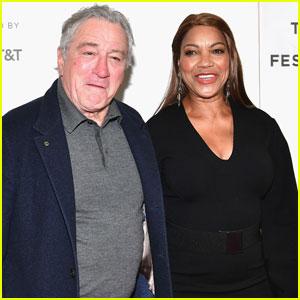 Robert De Niro & Wife Grace Hightower Attend 'Rest In Power: The Trayvon Martin Story' Premiere
