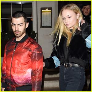 Sophie Turner & Joe Jonas Just Got Another Dog!
